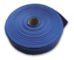 """Комплектующие для систем водоснабжения и отопления Bradas Напорный рукав ПВХ AGRO-FLAT 4"""" (50 м)"""