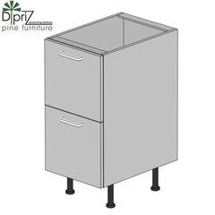 Кухонный шкаф Кухонный шкаф Диприз Шкаф нижний 40 Д 9001-24