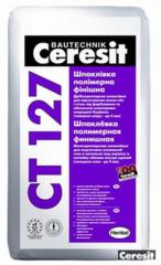 Шпатлевка Шпатлевка Ceresit CT 127