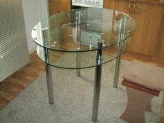 Обеденный стол Обеденный стол Valtera из закаленного стекла 8мм без УФ печати