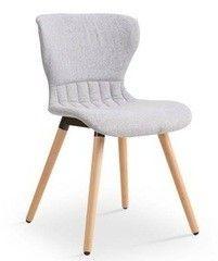 Кухонный стул Halmar K227 светло-серый