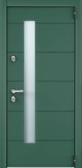 Входная дверь Входная дверь Torex Snegir Cottage SNG-3 Зеленый изумруд