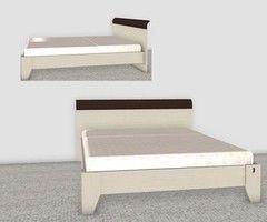 Кровать Кровать Лером Дольче Нотте КР-109