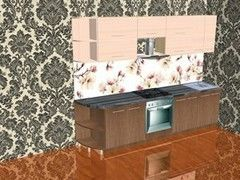 Кухня Кухня Сапёрмебель Пример 5