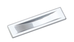 System Furniture Ручка для раздвижной двери SY4340 CR хром