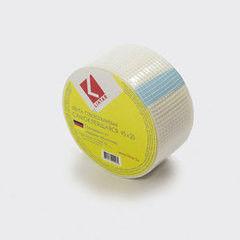 Стеклосетка, серпянка Lihtar Лента для швов 45мм x 20м