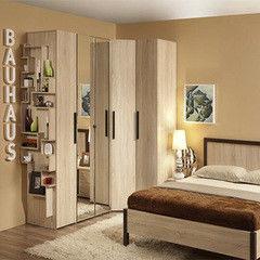 Спальня Глазовская мебельная фабрика Bauhaus 03