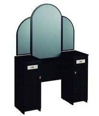 Туалетный столик Глазовская мебельная фабрика Милана 1 с зеркалом венге