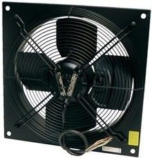 Systemair AW 355 D4-2-EX AXIAL FAN ATEX