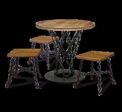 Обеденный стол Обеденный стол Sheffilton SHT-DS35