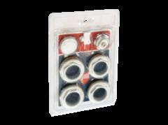 Комплектующие для систем водоснабжения и отопления Royal Thermo Присоединительный набор 1/2''