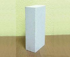 Кирпич Кирпич Любанский КСМ силикатный рядовой одинарный (полнотелый)
