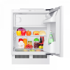 Холодильник Холодильник Maunfeld MBF 81SCW