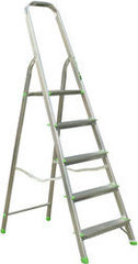Лестница  Лестница-стремянка Алюмет алюминиевая AM708