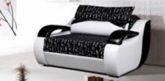 Диван Двухместный диван Бобровмебель Лотос (120х107)