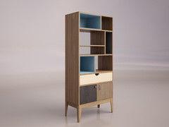 Драўляная майстэрня Книжный шкаф