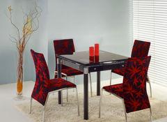 Обеденный стол Обеденный стол Halmar Kent (черный)