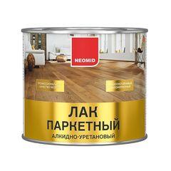 Лак Лак Neomid Паркетный полуматовый 2.5 л