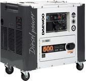 Генератор Генератор  Дизельный генератор Daewoo Power DDAE 8000SE
