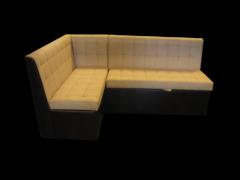 Кухонный уголок, диван Виктория Мебель Габо СК 2159