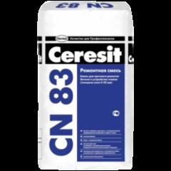 Стяжка пола Стяжка пола Ceresit CN 83