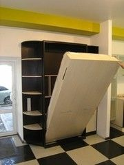 Мебель-трансформер Кровать-шкаф Алукар Пример 7