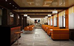Мебель для баров, кафе и ресторанов Эра Модель 74 кф