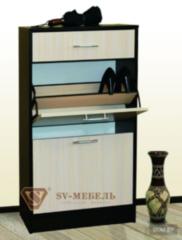 Тумба для обуви SV-Мебель Обувница №1