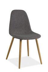 Кухонный стул Signal Rubi (серый)