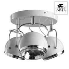 Настенно-потолочный светильник Arte Lamp Orbiter A4508PL-3WH