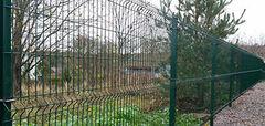 Забор Забор Русский Профиль Забор из 3D сетки