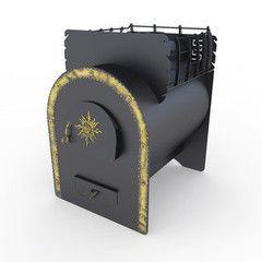 Печь Царь-печи Добрыня-1