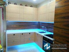 Кухня Кухня Novalux Пример 193