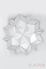Зеркало Kare Origami Star 79000