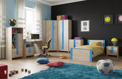 Детская комната Детская комната Мебельград Скаут