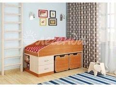 Детская кровать Детская кровать Легенда 8 (венге светлый+ольха)