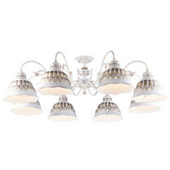 Светильник Светильник Arte Lamp Chiesa A2814PL-8WG