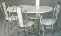 Обеденный стол Обеденный стол Европротект Пример 3 (120x70)