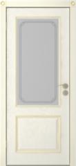 Межкомнатная дверь Межкомнатная дверь Юркас Шервуд 3 ДО (эмаль крем)