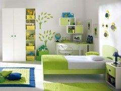 Детская комната Детская комната The Мебель Пример 46