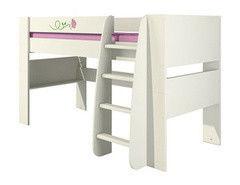 Двухъярусная кровать Мебель-Неман Розалия КРД120 1Д1
