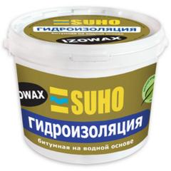 Гидроизоляция Гидроизоляция SUHO IZOWAX 10 кг