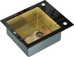 Мойка для кухни Мойка для кухни ZorG GL-6051 Black-Bronze