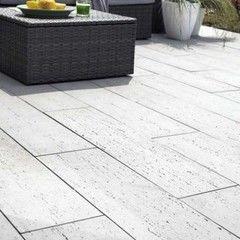 Тротуарная плитка Тротуарная плитка Polbruk Травертин 50x25 см (Linea 50x25)