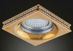 Встраиваемый светильник Crystal Lux 102.2