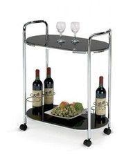 Сервировочный столик Сервировочный столик Halmar Bar-3