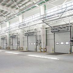 Alutech Автоматические для производств и складов ProPlus 3500×3000 мм