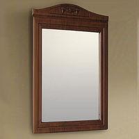 Мебель для ванной комнаты Атолл Зеркало Полини 65 scuro