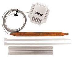 Запорная арматура Herz Armaturen Головка термостатическая с накладным датчиком (арт. 1 7420 06)
