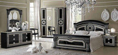 Спальня Camelgroup Aida Black Silver
